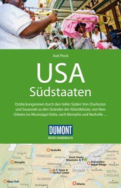 DuMont Reise-Handbuch Reiseführer USA, Südstaaten (eBook, PDF) - Pinck, Axel