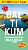 MARCO POLO Reiseführer Baltikum, Estland, Lettland, Litauen (eBook, PDF)