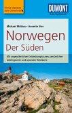 DuMont Reise-Taschenbuch Reiseführer Norwegen, Der Süden (eBook, PDF)