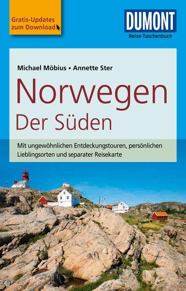 DuMont Reise-Taschenbuch Reiseführer Norwegen, Der Süden (eBook, PDF) - Möbius, Michael; Ster, Annette