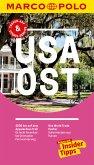 MARCO POLO Reiseführer USA Ost (eBook, PDF)
