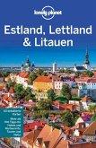Lonely Planet Reiseführer Estland, Lettland, Litauen (eBook, PDF)