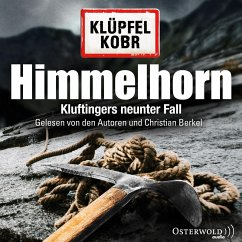 Himmelhorn / Kommissar Kluftinger Bd.9 (MP3-Download) - Klüpfel, Volker; Kobr, Michael