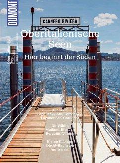 DuMont Bildatlas Oberitalienische Seen (eBook, ...