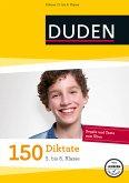 150 Diktate 5. bis 8. Klasse (eBook, ePUB)
