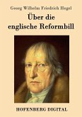 Über die englische Reformbill (eBook, ePUB)