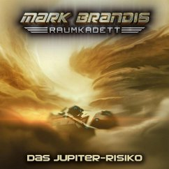 Das Jupiter-Risiko / Mark Brandis Raumkadett Bd.11 (1 Audio-CD) - Brandis, Mark
