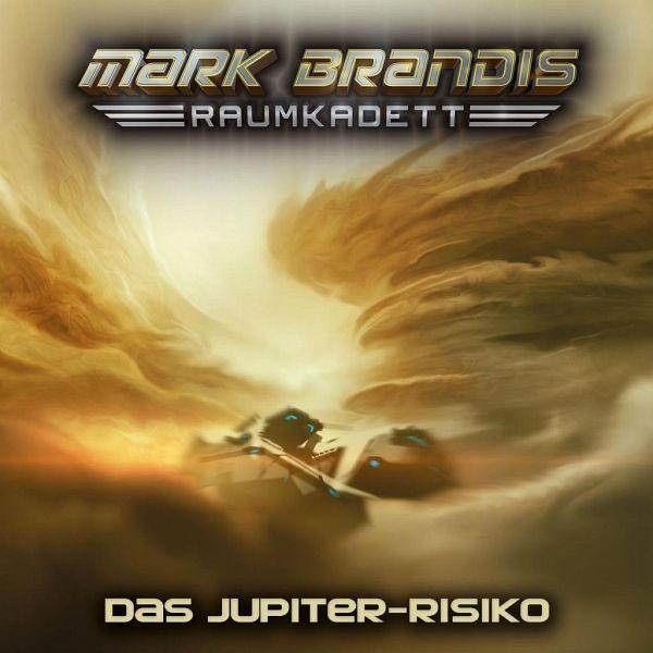 Das Jupiter-Risiko / Mark Brandis Raumkadett Bd.11 (1 Audio-CD) - Brandis, Mark