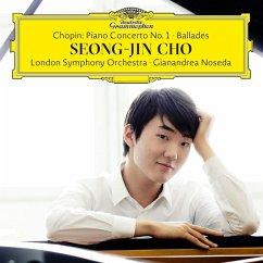 Klavierkonzert 1-Ballades - Cho,Seong-Jin/Noseda,Gianandrea/Lso
