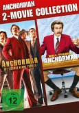 Anchorman 2 Movie Collection - 2 Disc DVD