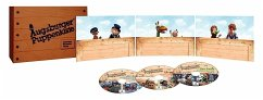 Augsburger Puppenkiste - Holzkiste Special Edition, 3 Blu-rays