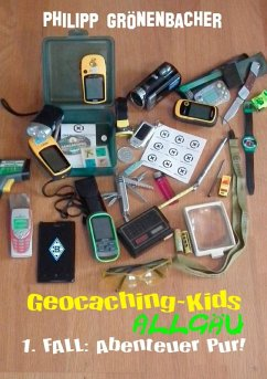 Geocaching-Kids Allgäu (eBook, ePUB)