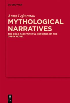Mythological Narratives - Lefteratou, Anna