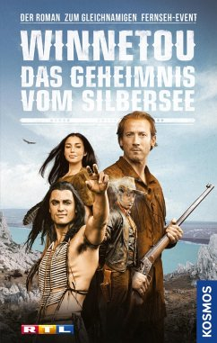 Winnetou - Das Geheimnis vom Silbersee (eBook, ePUB) - Eppstein, Ronja