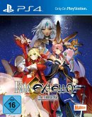 Fate/Extrella: The Umbral Star (PlayStation 4)