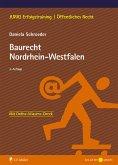 Baurecht Nordrhein-Westfalen (eBook, ePUB)