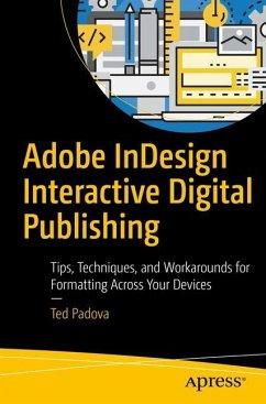 Adobe InDesign Interactive Digital Publishing - Padova, Ted