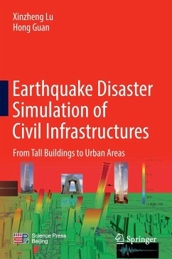 9789811030864 - Lu, Xinzheng; Guan, Hong: Earthquake Disaster Simulation of Civil Infrastructures - Book