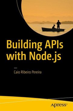 Building APIs with Node.js - Pereira, Caio Ribeiro
