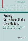 Pricing Derivatives Under Lévy Models