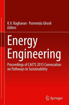 9789811031014 - Herausgegeben von Raghavan, K.V.; Ghosh, Purnendu: Energy Engineering - Book
