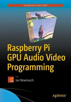 Raspberry Pi GPU Audio Video Programming - Newmarch, Jan