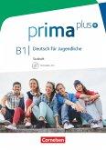 prima plus B1: Gesamtband - Testheft mit Audio-CD