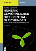 Numerik gewöhnlicher Differentialgleichungen - Bd.2