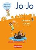 Jo-Jo Lesebuch 3. Schuljahr - Allgemeine Ausgabe - Arbeitsheft Lesestrategien