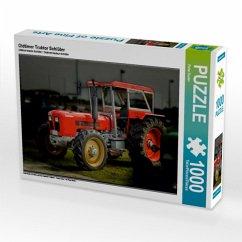 Oldtimer Traktor Schlüter (Puzzle)