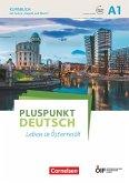 Pluspunkt Deutsch - Leben in Österreich A1 - Kursbuch mit Audios und Videos online