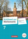 Schlüssel zur Mathematik 7. Schuljahr - Differenzierende Ausgabe Schleswig-Holstein - Schülerbuch