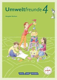 Umweltfreunde 4. Schuljahr - Sachsen - Schülerbuch