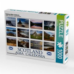 Scotland Alba Caledonia (Puzzle)