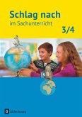 Schlag nach im Sachunterricht 3./4. Schuljahr - Ausgabe für Baden-Württemberg - Schülerbuch