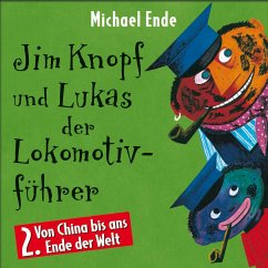 Michael Ende - 02: Jim Knopf und Lukas der Lokomotivführer (Hörspiel) (MP3-Download)