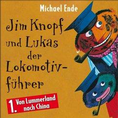 Michael Ende - 01: Jim Knopf und Lukas der Lokomotivführer (Hörspiel) (MP3-Download)