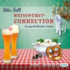 Weißwurstconnection / Franz Eberhofer Bd.8 (MP3-Download) - Falk, Rita