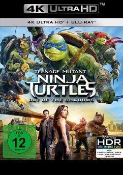 Teenage Mutant Ninja Turtles: Out of the Shadows - Megan Fox,Casey Jones,Laura Linney,Will Arnett