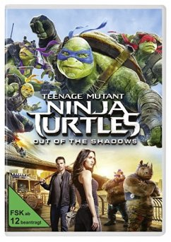 Teenage Mutant Ninja Turtles: Out of the Shadows - Megan Fox,Casey Jones,Laura Linney,Will Arnett