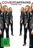 Covert Affairs - Staffel Vier DVD-Box