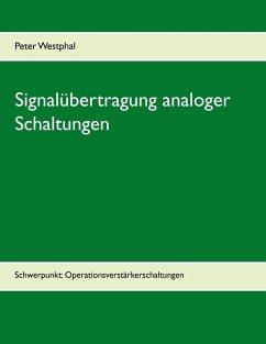 Signalübertragung analoger Schaltungen (eBook, PDF)