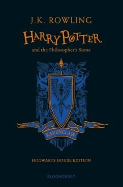 Harry Potter and the Philosopher's Stone. Ravenclaw Edition - Rowling, J. K.