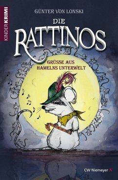 Die Rattinos (eBook, ePUB) - Lonski, Günter von