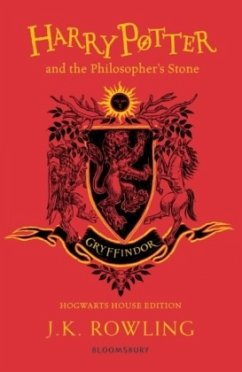 Harry Potter and the Philosopher's Stone. Gryffindor Edition - Rowling, J. K.