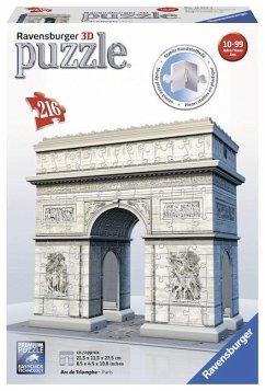 Triumphbogen. 3D Puzzle