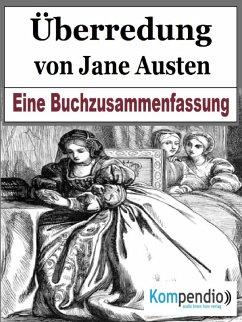 Überredung von Jane Austen (eBook, ePUB) - Dallmann, Alessandro