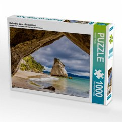 Cathedral Cove - Neuseeland (Puzzle)