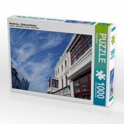 Norderney - Bäderarchitektur (Puzzle)