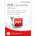 Aiseesoft PDF Converter Ultimate (Version 2017) - lebenslange Lizenz (Download für Windows)